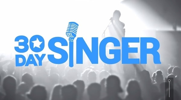 30 Day Singer Vocal Program